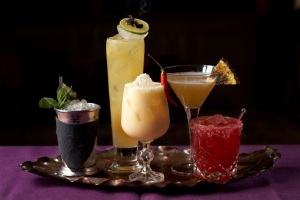 Anise Cocktail Selection