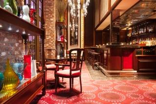 Icon Bar Interior