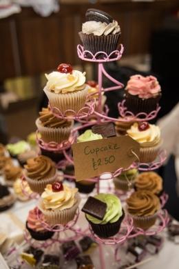 VegFest cupcakes