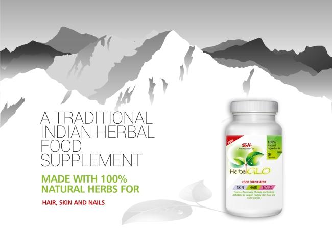 Herbsal Glo mountain
