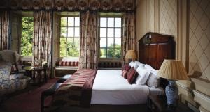 Lainston House Hotel Delft Bedroom