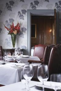 Lainston House Hotel The Avenue Restaurant