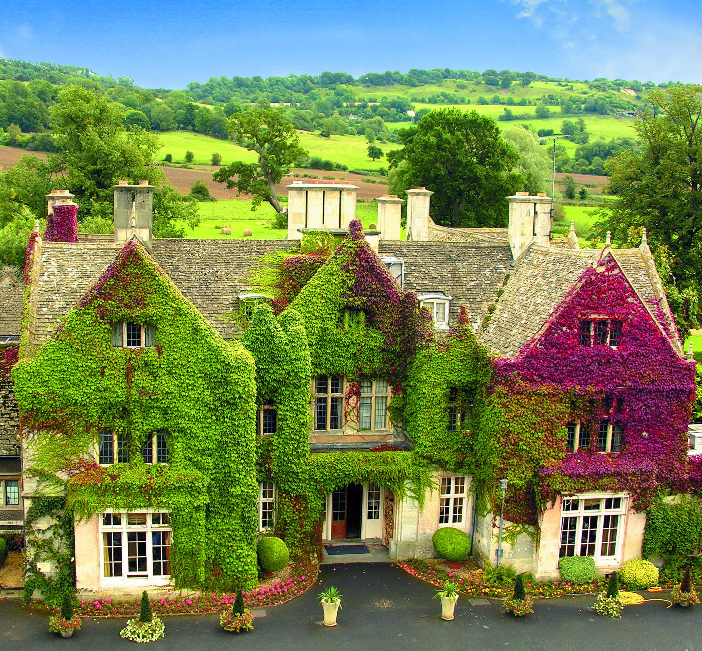Hotel de lujo Cerca de Cheltenham, Gloucestershire