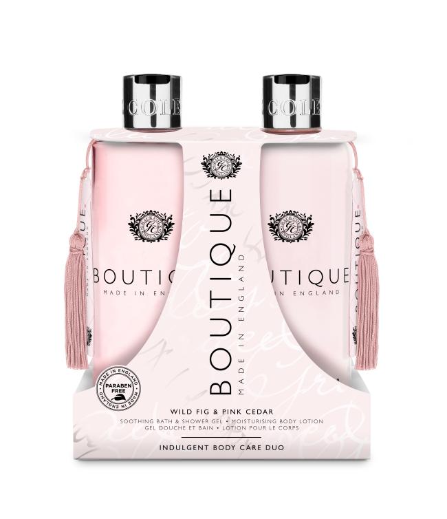 BOU143850 - Body Care Duo - Wild Fig & Pink Cedar