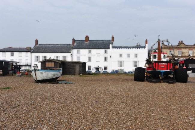 White Lion Hotel, Aldeburgh, Suffolk