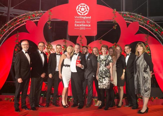 VE Eden award presentation May 2015