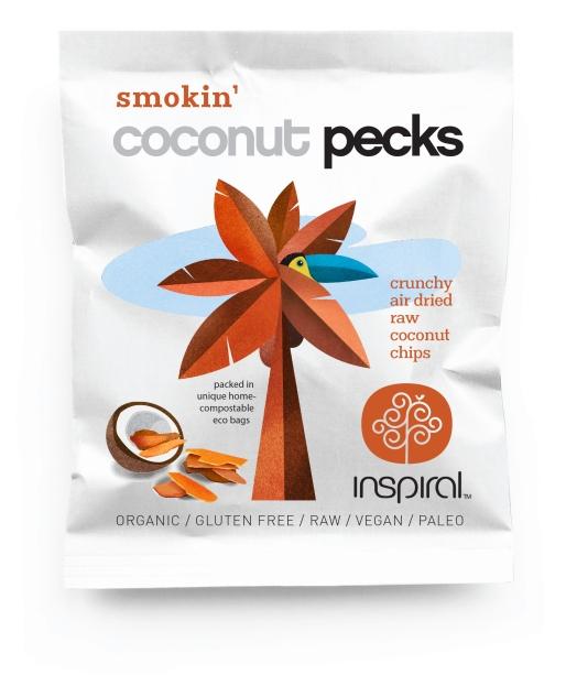 Smokin' Coconut Pecks Bag