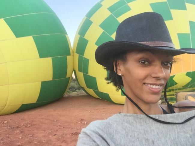 Balooning Selfie 4