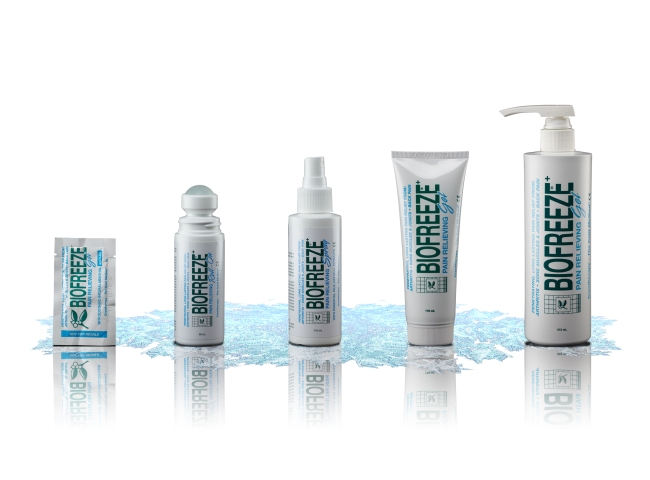 Biofreeze Products2