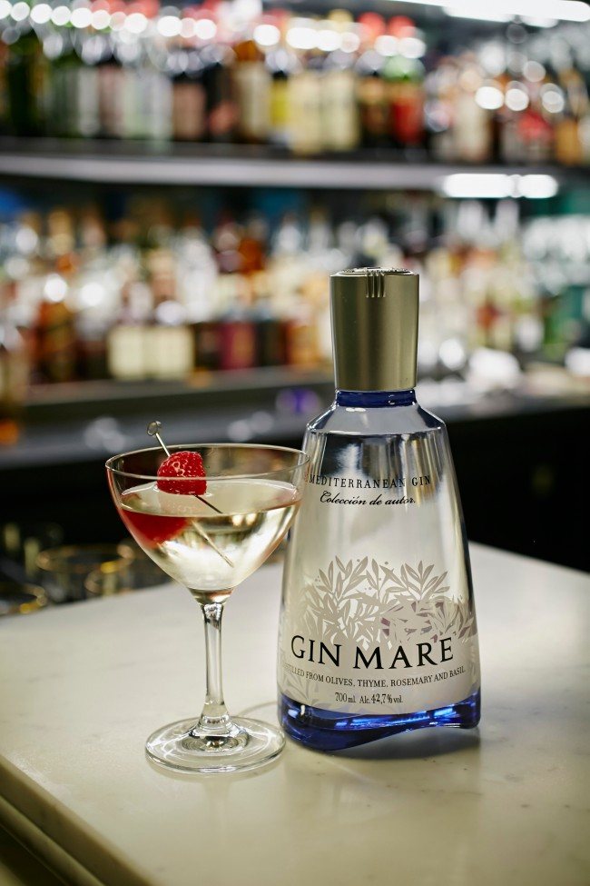 Gin Mare - The Perfect Martini