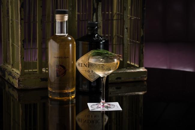Forest Fizz - Dandelyan Cocktail Bar