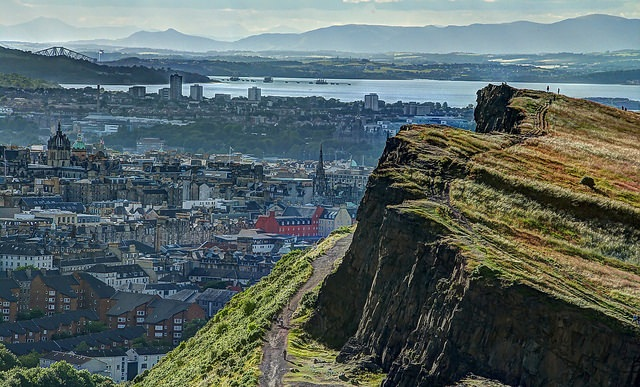 Arthur's Seat - Image courtesy of Swami666 on Flickr