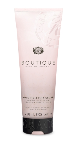 BOU143832 - Body Scrub - Wild Fig & Pink Cedar