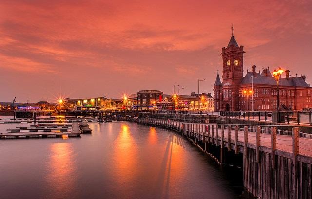 Cardiff Bay - Image courtesy of Andre Van de Sande on Flickr