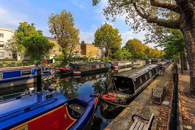 Little Venice - Image courtesy of Helko.J on Flickr
