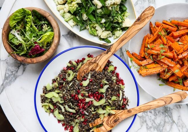 The Larder Salads