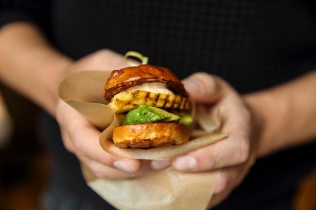 The Larder Sandwich
