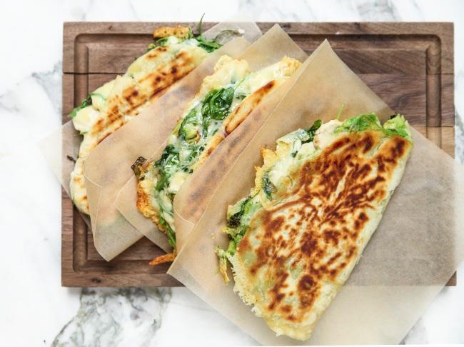 The Larder Sandwiches