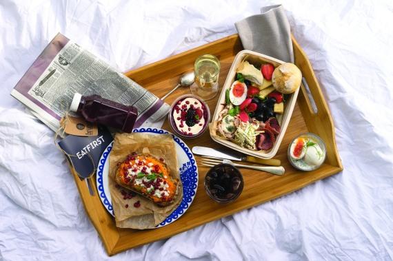 EatFirst Berlin Brunch In Bed
